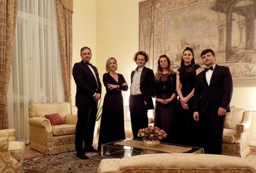 Exclusive concert for the Embassy of Italy